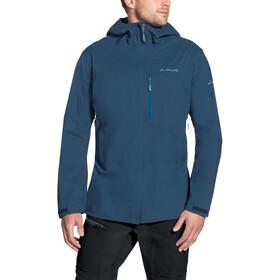 VAUDE Skarvan 2,5/3 Layer Jacket Herren fjord blue